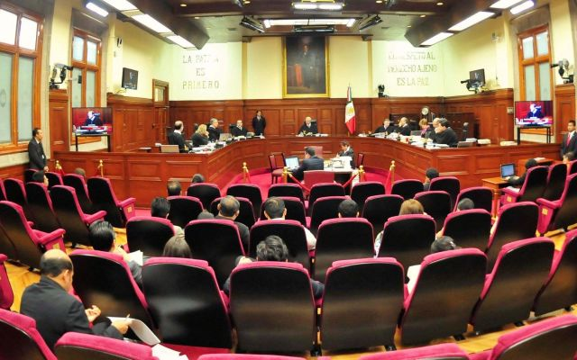 SCJN avala revocación de mandato en la Ciudad de México - Foto de internet