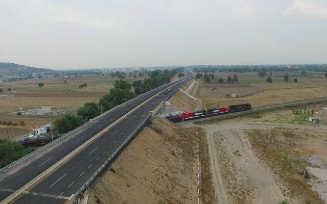 STC invierte más de 16 mdp en cinco obras carreteras de alto impacto - Foto de @SCT_mx