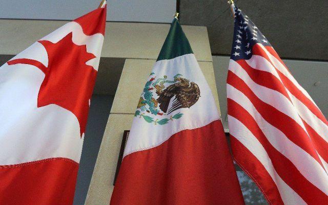 Funcionarios aplauden ratificación del T-MEC en Canadá - Foto de Archivo