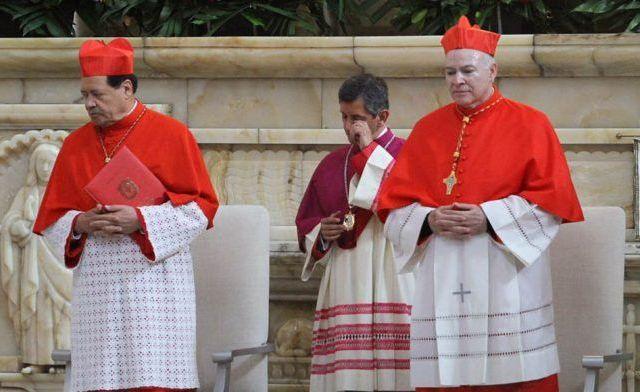 Carlos Aguiar Retes asume como arzobispo primado de México - Foto de Quadratín