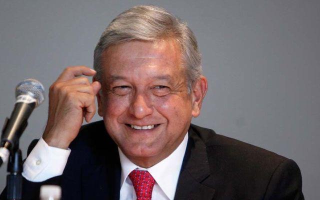 """""""Ganaré por más de 15 puntos de ventaja"""": AMLO"""