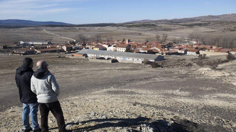 Las tres localidades con la mejor calidad de aire - Campisábalos, España. Foto de internet