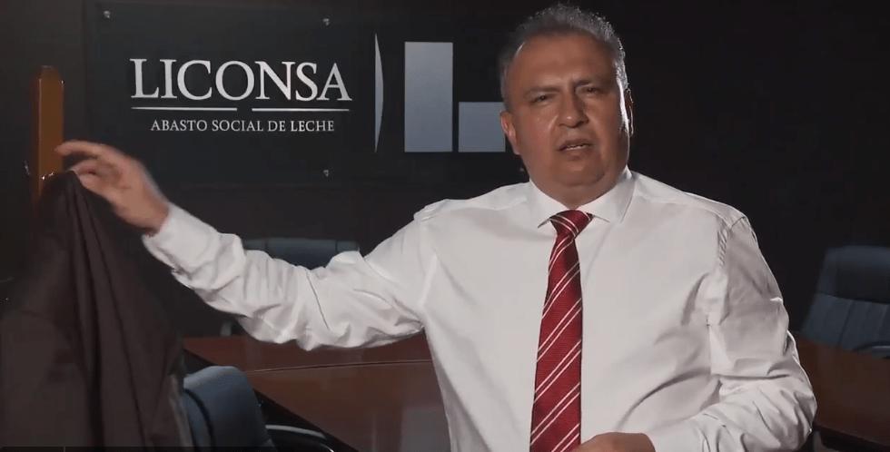 Héctor Pablo Ramírez Puga Leyva renuncia a Liconsa