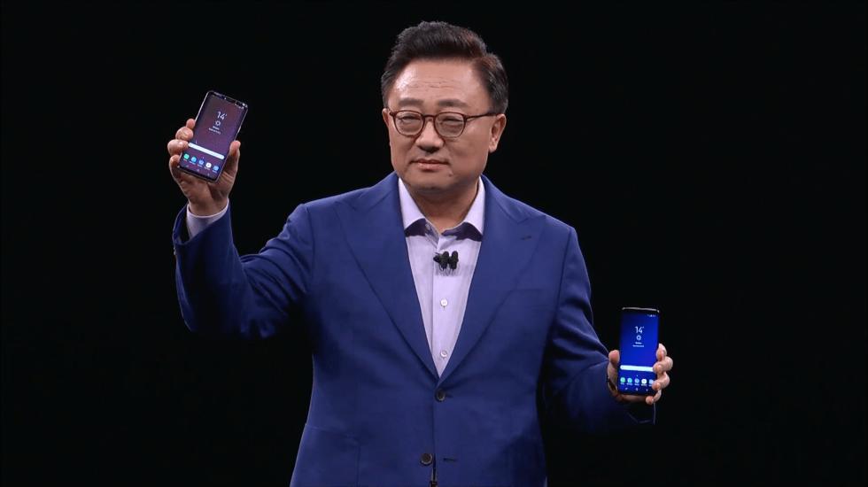 Samsung presenta el Galaxy S9 y S9+