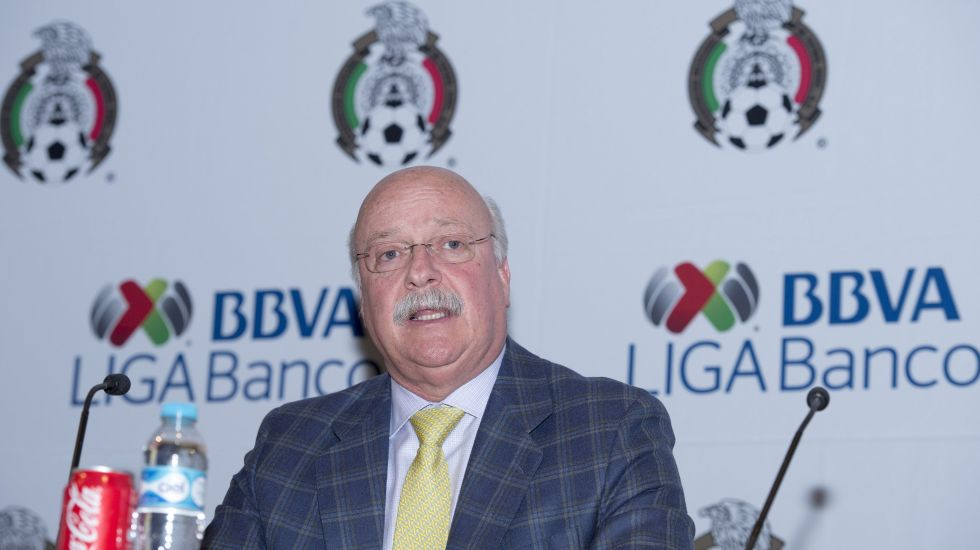 Analizan suspender descenso en Liga MX a partir de 2019 - Foto: Mexsport.