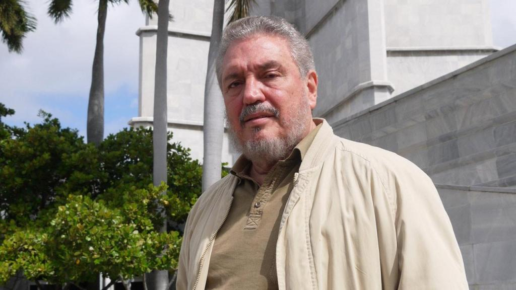 Se suicida Fidel Ángel Castro Díaz-Balart - Foto: Revista Science.