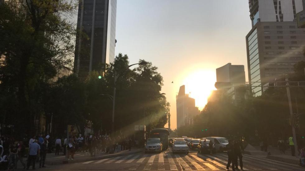 Sismo magnitud 7.2 sacude México