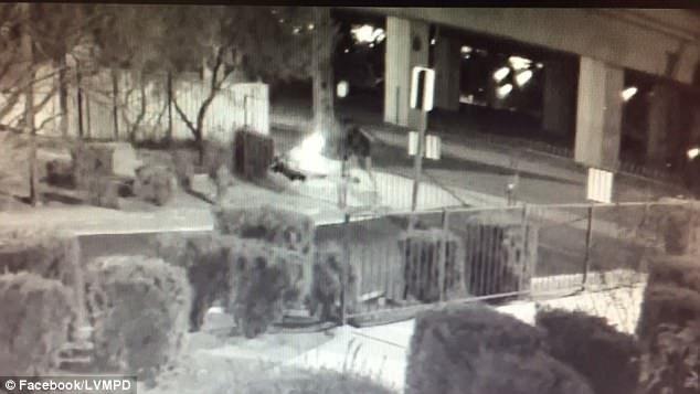 Buscan a hombre que mató a dos indigentes en Las Vegas