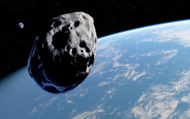 Asteroide pasará cerca de la tierra esta tarde