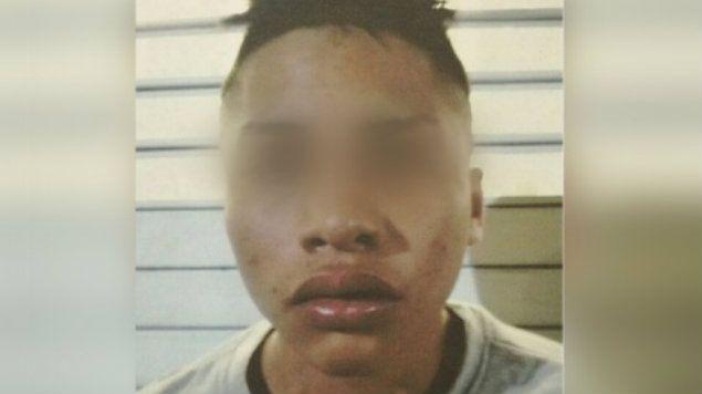 Joven de 16 años presunto líder de comando armado