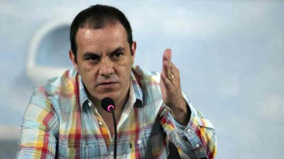 Proceso contra Cuauhtémoc Blanco podría hacerle perder la candidatura - Foto: Internet.