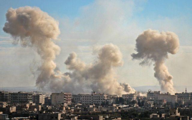 Ataque a Damasco deja 98 muertos - Foto de internet