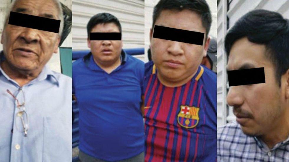 Detienen a tres extranjeros por clonar tarjetas - Foto de La Razón