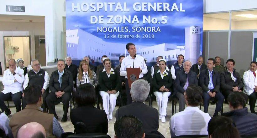 Peña Nieto pide reconocer logros de su gobierno