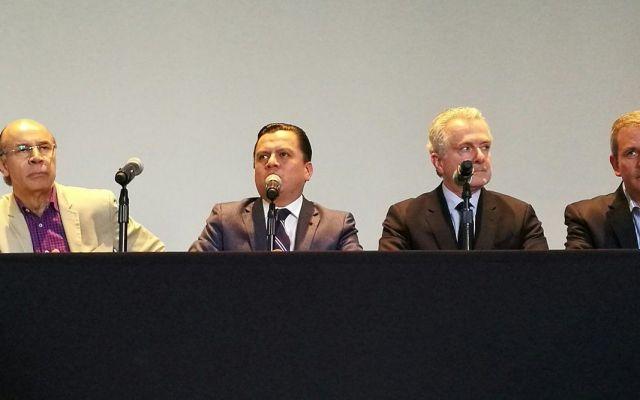 Frente invita a Mancera a sumarse a proyecto de coalición - Foto de PRD
