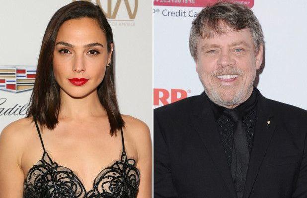 Gal Gadot y Mark Hamill entregarán premio en los Óscares - Foto de Page Six