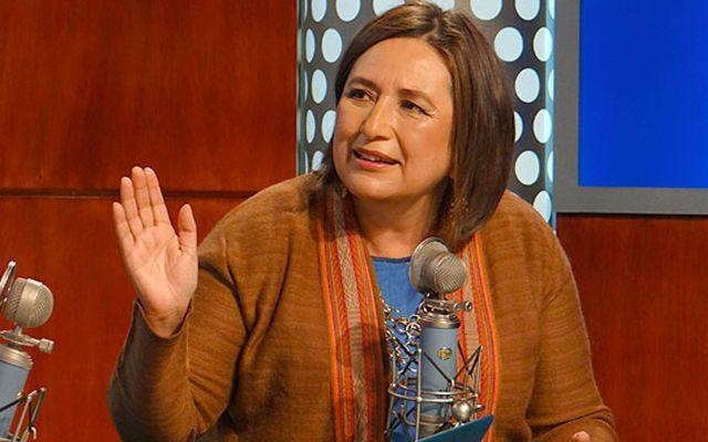 Xóchitl Gálvez pospone su renuncia como delegada de Miguel Hidalgo