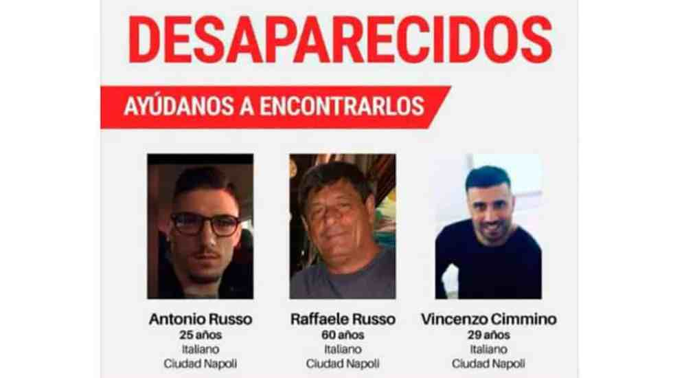 Buscan en zona de Tierra Caliente, Michoacán, a italianos desaparecidos - Foto: Internet.