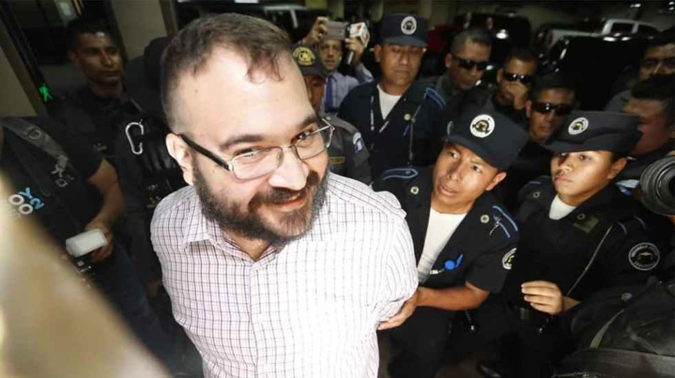 PGR entrega departamento de Duarte a gobierno de Veracruz - Javier Duarte detenido. Foto de Noroeste