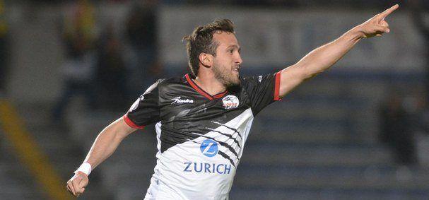 Jerónimo Amione jugará para la selección de Líbano