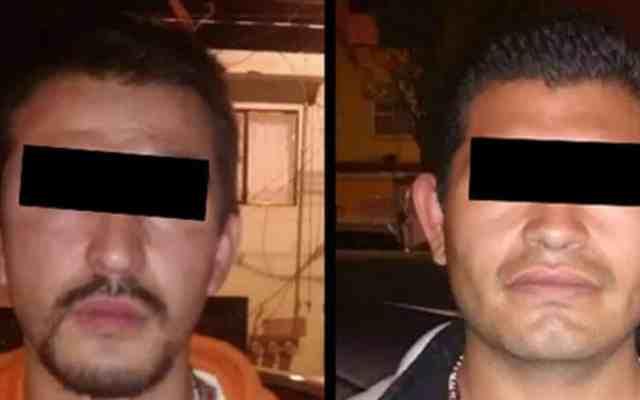 Detienen a hombres acusados de asaltar 20 tiendas en Toluca - Foto de Internet