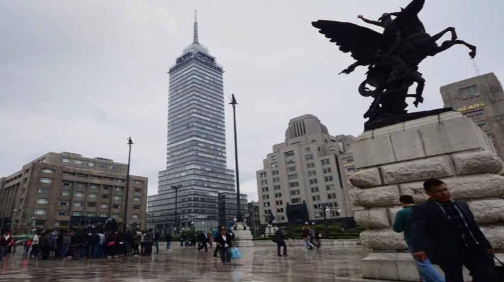 Se esperan lluvias ligeras para la tarde en la Ciudad de México