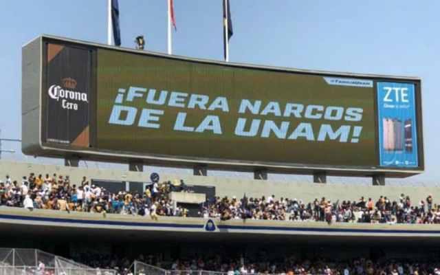 Alumnos de la UNAM se pronuncian ante violencia en sus instalaciones - Foto de internet