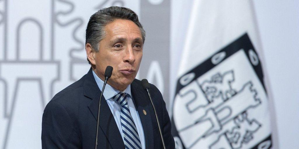 Manuel Negrete candidato a alcaldía de Coyoacán por el PRD