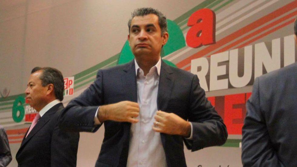 Ochoa Reza niega asignación discrecional de más de 400 mil mdp en CFE - Foto de Quadratín
