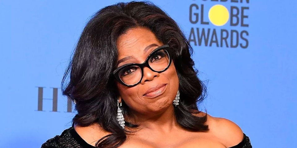 No me gusta dar poder a la negatividad: Oprah a Trump