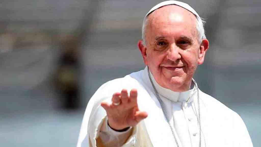 """""""Dios te hizo así"""": papa Francisco a homosexual - Foto de Internet"""