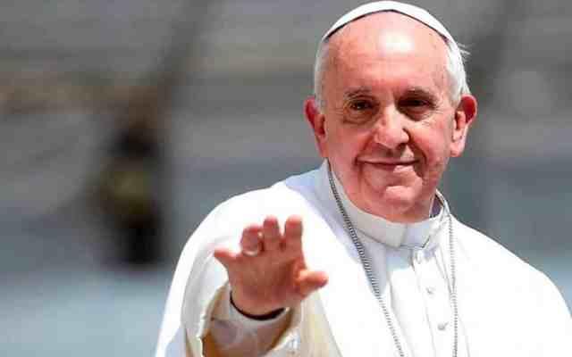 El papa pide no aprovecharse de actividades buenas - Foto de Internet