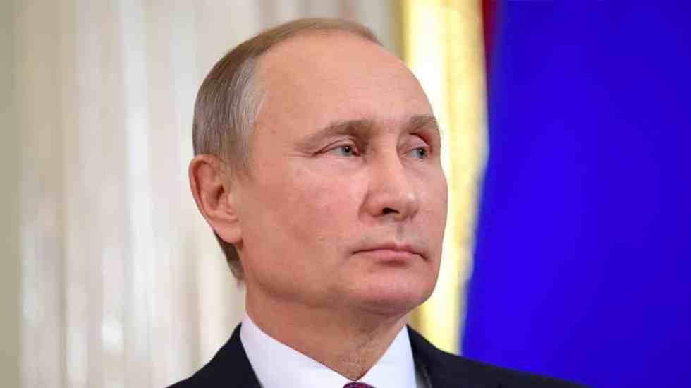 Acusan a familiares de Putin de lavado de dinero