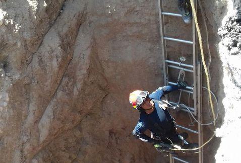 Rescatan a menor que cayó a pozo en Guanajuato - Foto de Internet