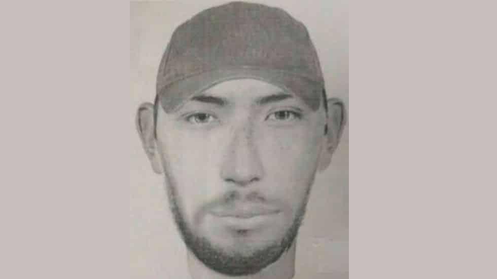 Revelan retrato hablado del presunto autor del tiroteo en CU - El retrato hablado. Foto de Quadratín