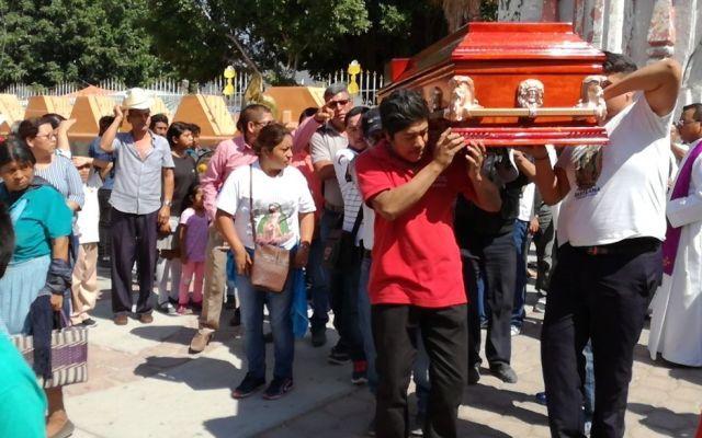 Despiden a sacerdote asesinado en Taxco con misa de cuerpo presente