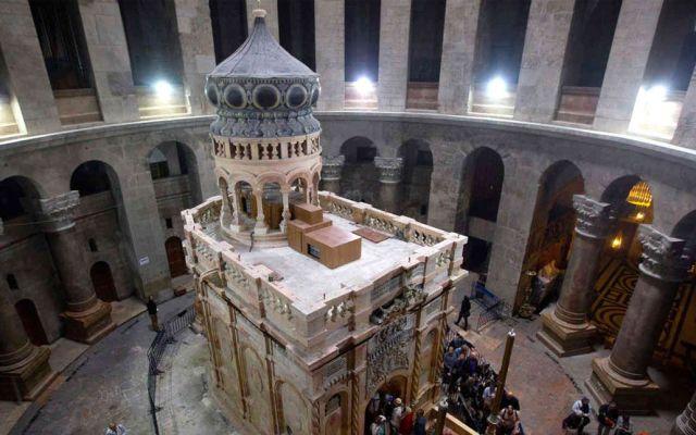 Cierran por segundo día consecutivo el Santo Sepulcro en Jerusalén
