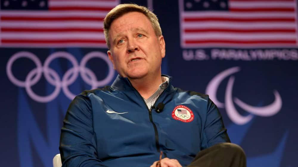 Scott Blackmun renuncia como CEO del Comité Olímpico de EE. UU. - Foto: Getty Images.