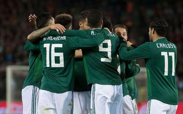 México y Gales se enfrentarán en Los Ángeles - Foto de @miseleccion
