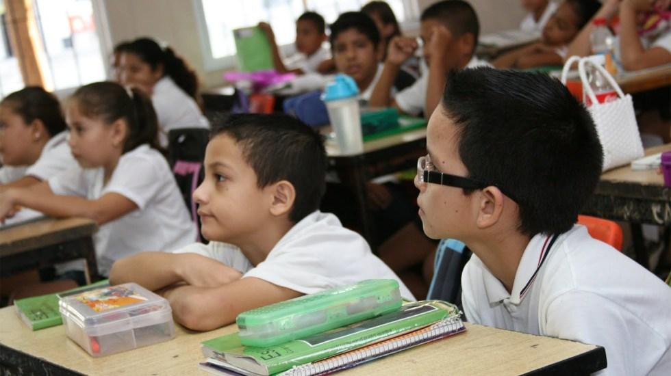 SEP trabaja en plan para detectar entrada de armas en las escuelas