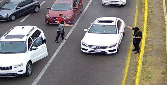 Publican fotos del ataque en Culiacán - Foto de SSP Sinaloa