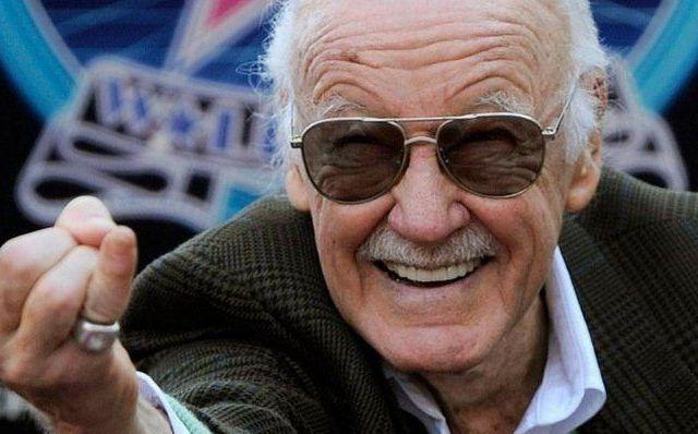 Stan Lee sale del hospital