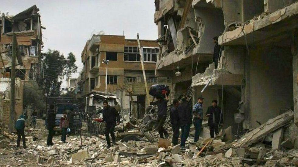 UE pide la inmediata implementación de alto al fuego en Siria