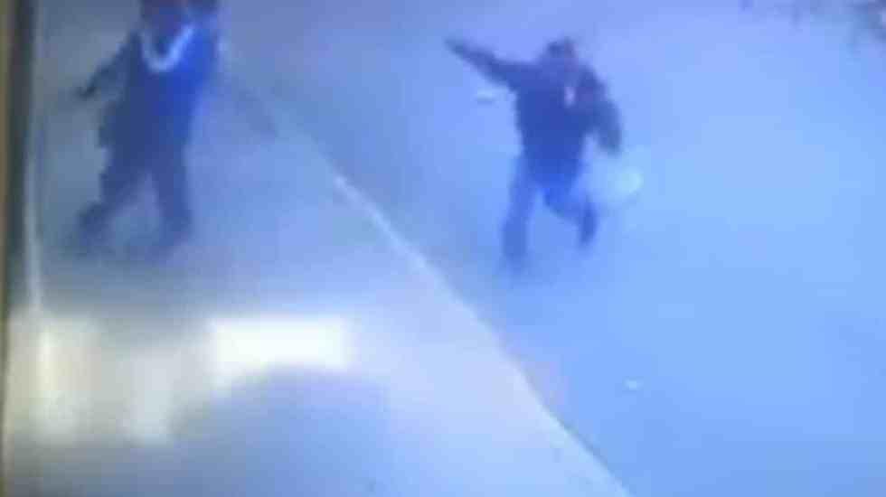 #Video Asesinan a comandante de policía en Estado de México