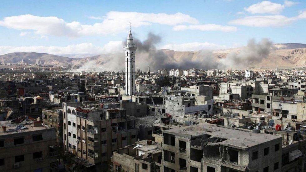 Advierte ONU que lo peor de la guerra de Siria está por venir - Foto de Twitter