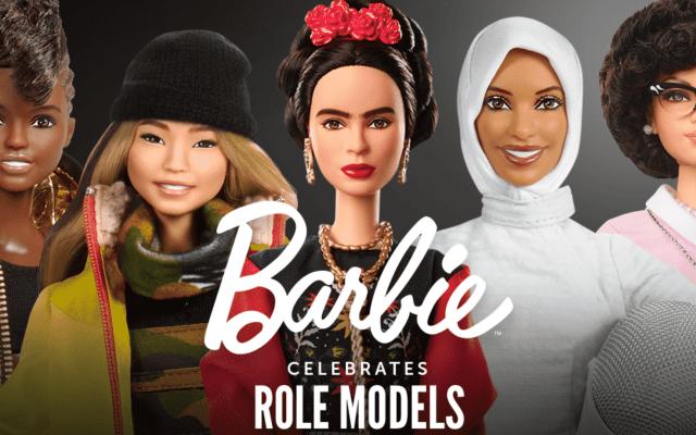 Mattel presenta la Barbie Frida Kahlo y Lorena Ochoa