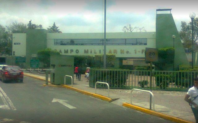 SAE niega venta de predio militar en Santa Fe - Foto de Google Maps