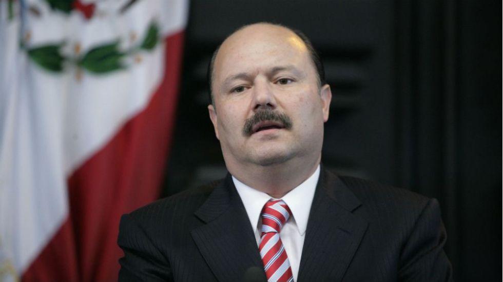 PGR ha presentado ocho solicitudes de extradición contra César Duarte - César Duarte. Foto de Internet