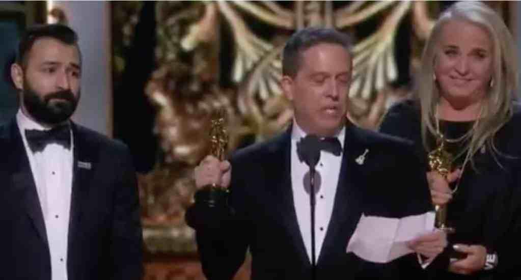 'Coco' gana Óscar como Mejor película animada - Captura de Pantalla