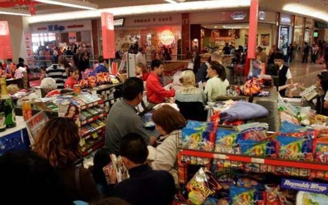 Consumo privado creció 1.9 por ciento en diciembre - Foto de Internet